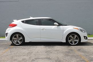 2013 Hyundai Veloster Turbo w/Black Int Hollywood, Florida 3