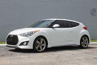 2013 Hyundai Veloster Turbo w/Black Int Hollywood, Florida 32