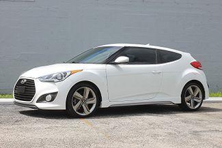 2013 Hyundai Veloster Turbo w/Black Int Hollywood, Florida 23
