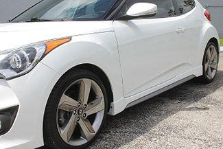 2013 Hyundai Veloster Turbo w/Black Int Hollywood, Florida 11