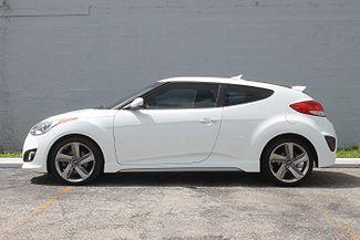 2013 Hyundai Veloster Turbo w/Black Int Hollywood, Florida 9