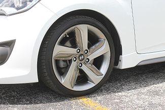 2013 Hyundai Veloster Turbo w/Black Int Hollywood, Florida 36