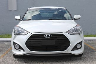 2013 Hyundai Veloster Turbo w/Black Int Hollywood, Florida 40