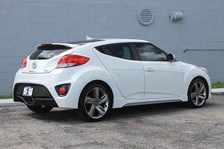 2013 Hyundai Veloster Turbo w/Black Int Hollywood, Florida 4
