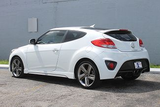 2013 Hyundai Veloster Turbo w/Black Int Hollywood, Florida 7