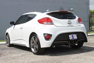 2013 Hyundai Veloster Turbo w/Black Int Hollywood, Florida 33