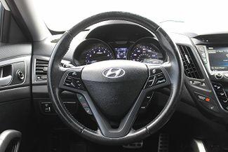 2013 Hyundai Veloster Turbo w/Black Int Hollywood, Florida 15