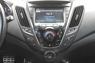 2013 Hyundai Veloster Turbo w/Black Int Hollywood, Florida 19