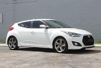 2013 Hyundai Veloster Turbo w/Black Int Hollywood, Florida 31