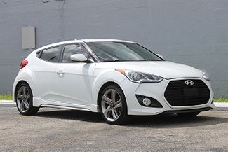 2013 Hyundai Veloster Turbo w/Black Int Hollywood, Florida 22