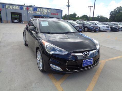 2013 Hyundai Veloster w/Gray Int in Houston
