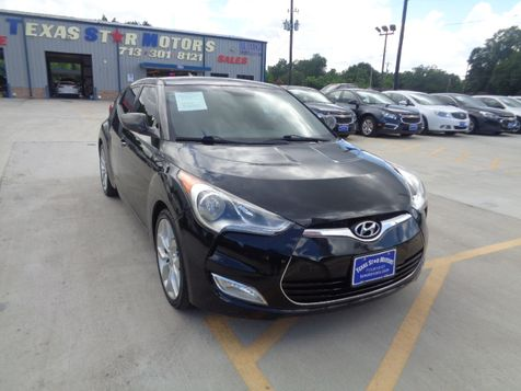 2013 Hyundai Veloster w/Gray Int in Houston