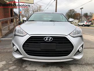 2013 Hyundai Veloster Turbo w/Blue Int Knoxville , Tennessee 3