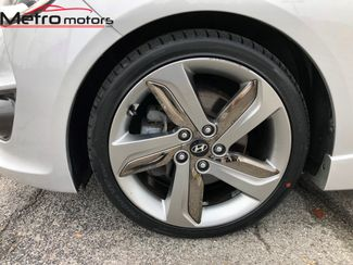 2013 Hyundai Veloster Turbo w/Blue Int Knoxville , Tennessee 9