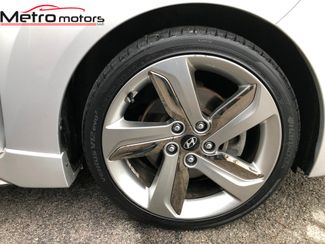 2013 Hyundai Veloster Turbo w/Blue Int Knoxville , Tennessee 62