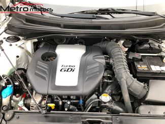 2013 Hyundai Veloster Turbo w/Blue Int Knoxville , Tennessee 64