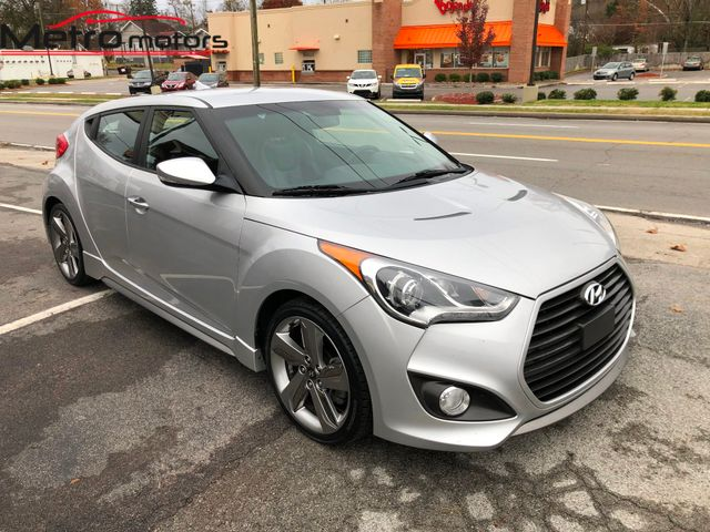 2013 Hyundai Veloster Turbo w/Blue Int Knoxville , Tennessee