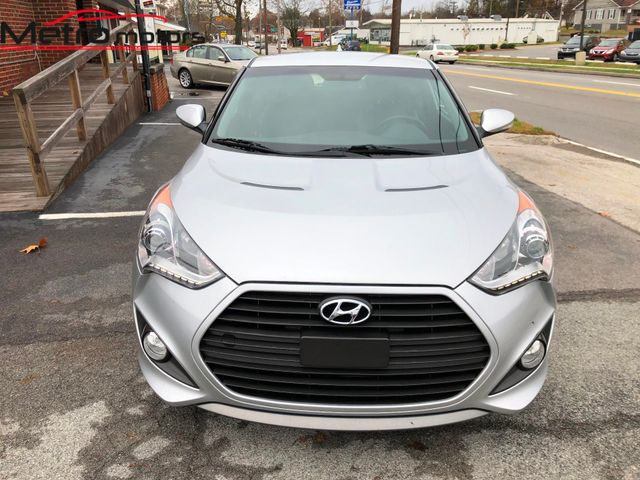 2013 Hyundai Veloster Turbo w/Blue Int Knoxville , Tennessee 2