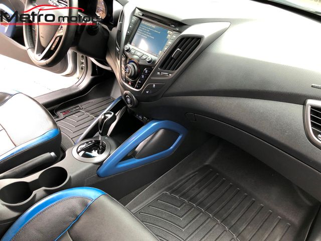 2013 Hyundai Veloster Turbo w/Blue Int Knoxville , Tennessee 59