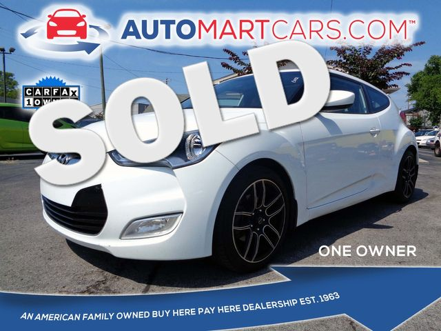 2013 Hyundai Veloster w/Black Int | Nashville, Tennessee | Auto Mart Used Cars Inc. in Nashville Tennessee