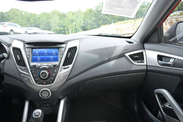2013 Hyundai Veloster w/Gray Int Naugatuck, Connecticut 14