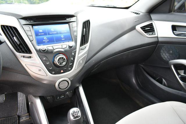 2013 Hyundai Veloster w/Gray Int Naugatuck, Connecticut 17