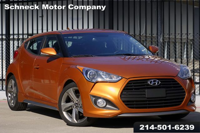 2013 Hyundai Veloster Turbo *** 1.9 APR FINANCING AVAILABLE* ****