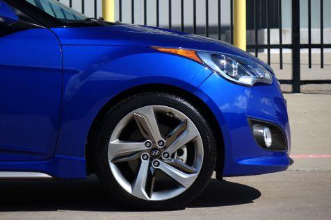 2013 Hyundai Veloster Turbo w/Black Leather* Manual* | Plano, TX | Carrick's Autos in Plano, TX