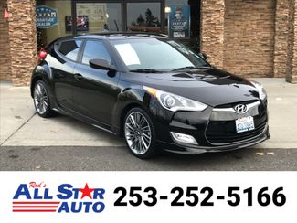 2013 Hyundai Veloster RE:MIX in Puyallup Washington, 98371