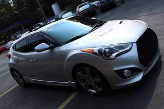 2013 Hyundai Veloster Turbo wBlue Int  city PA  Carmix Auto Sales  in Shavertown, PA