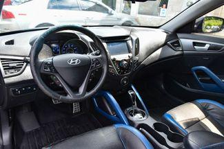 2013 Hyundai Veloster Turbo w/Blue Int Waterbury, Connecticut 16