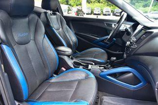 2013 Hyundai Veloster Turbo w/Blue Int Waterbury, Connecticut 19