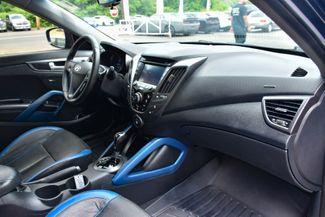 2013 Hyundai Veloster Turbo w/Blue Int Waterbury, Connecticut 20