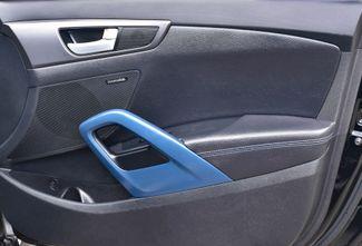 2013 Hyundai Veloster Turbo w/Blue Int Waterbury, Connecticut 21