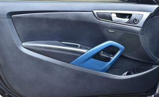 2013 Hyundai Veloster Turbo w/Blue Int Waterbury, Connecticut 23