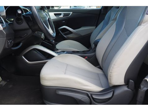 2013 Hyundai Veloster w/Gray Int | Whitman, MA | Martin's Pre-Owned Auto Center in Whitman, MA