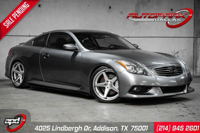 2013 Infiniti G37 Coupe IPL w/ upgrades in Addison, TX 75001