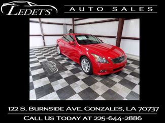 2013 Infiniti G37 Coupe Journey - Ledet's Auto Sales Gonzales_state_zip in Gonzales