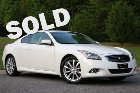 2013 Infiniti G37 Coupe Journey in Mansfield