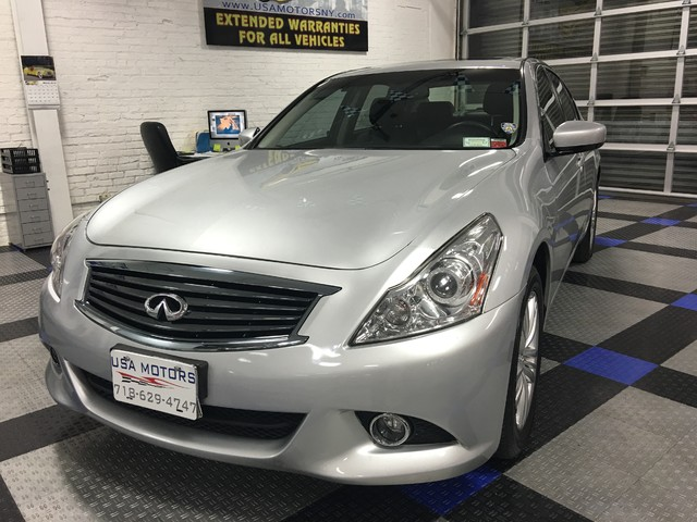 2013 Infiniti G37 Sedan x Brooklyn, New York 2