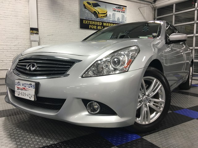 2013 Infiniti G37 Sedan x Brooklyn, New York 0