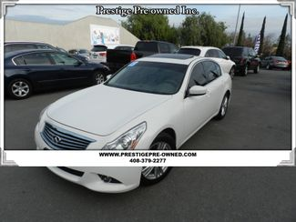 2013 Infiniti G37 SEDAN JOURNEY in Campbell, CA 95008