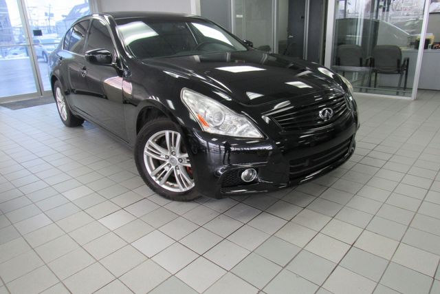2013 Infiniti G37 Sedan x Chicago, Illinois 3
