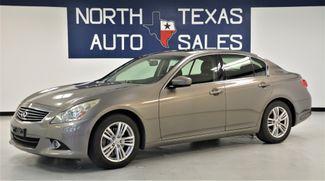 2013 Infiniti G37 Sedan Journey in Dallas, TX 75247