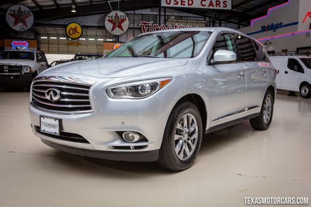 2013 Infiniti JX35 in Addison Texas, 75001