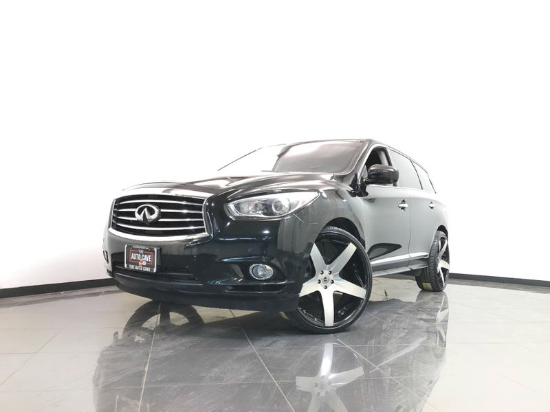 2013 Infiniti JX35 *Get Approved NOW* | The Auto Cave in Addison