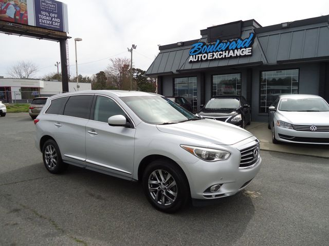 2013 Infiniti JX35 in Charlotte, North Carolina 28212