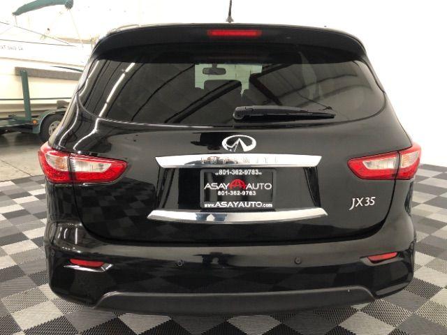 2013 Infiniti JX35 AWD LINDON, UT 5
