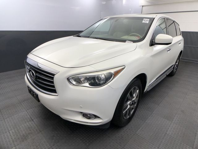 2013 Infiniti JX35 Base Madison, NC 0