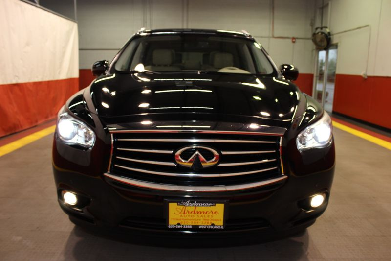 2013 Infiniti JX35   city Illinois  Ardmore Auto Sales  in West Chicago, Illinois